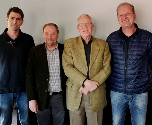 Gelungene Mitgliederversammlung des TV Sparta 87 Nordhorn