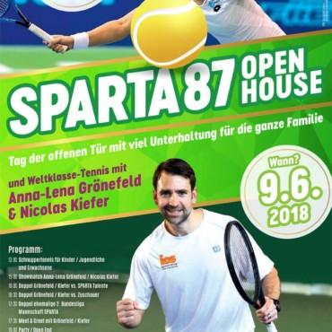 09.06.18 – Tag der offenen Tür beim TV Sparta 87 e.V.