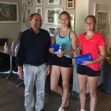 Greta Arens gewinnt Euregio-Jugendturnier
