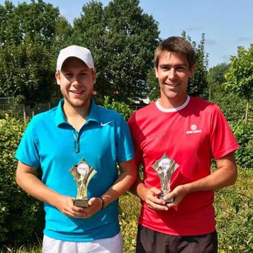 Loris Günther gewinnt erneut Regionsmeisterschaften der Herren