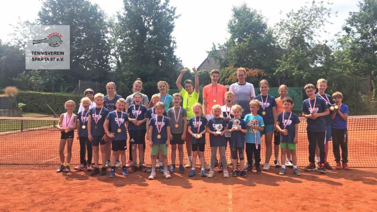 Sparta Ferien-Tenniscamp 2019
