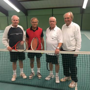 Tennis hält gesund!