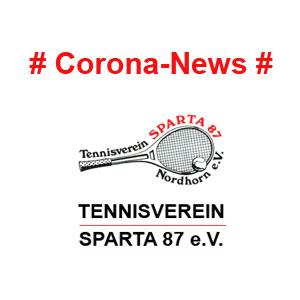 # Corona-News # Halle und Anlage geschlossen